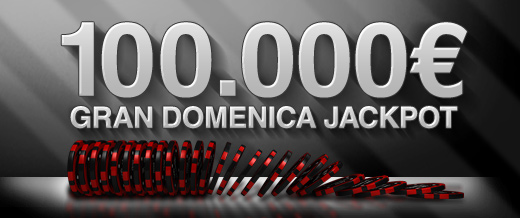 Gran Domenica Jackpot 100.000